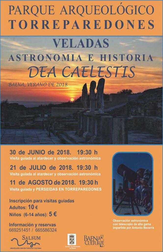 Fusionamos Historia y Astronomía en un enclave espectacular